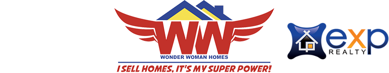 Wonder Woman Homes Logo