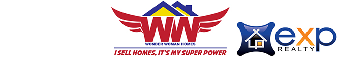 Wonder Woman Homes Logo